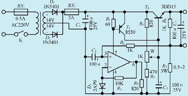 微型电钻电机的工作原理及操作方法