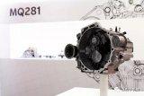 大众研发了新一代的手动变速箱MQ281可以将二氧化碳排放量降到5g/km