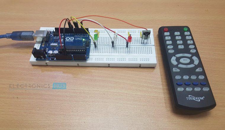 怎样在Arduino上设置IR接收器和IR遥控器