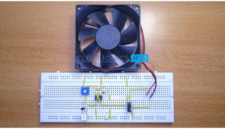 怎样使PC风扇的速度根据处理器的温度自动调节