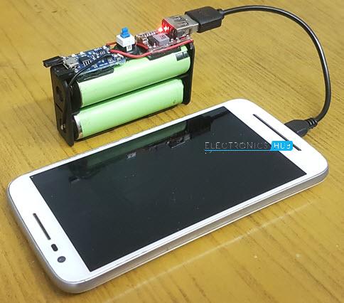 用于18650电池的太阳能电池充电器制作教程