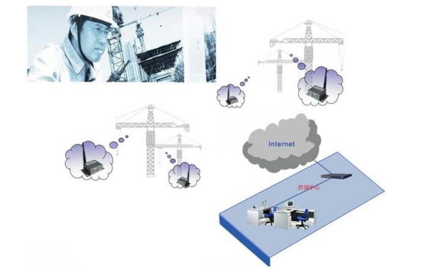 如何使用ZigBee技术设计塔吊安全监测系统说明