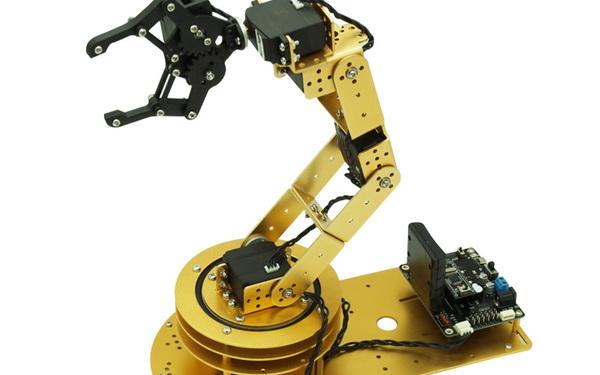 抓取作业机器人3D视觉系统的设计