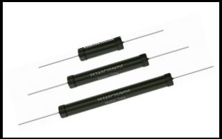 251AEC和253AEC轴向引线高能电阻的数据手册免费下载