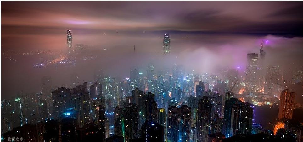 智能城市中應該具備哪些技術