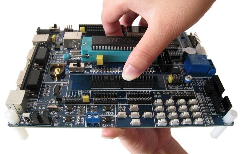 MCU上电启动应用程序的准备