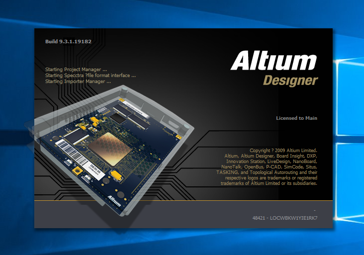 AltiumDesigner画图不求人13 PCB单位切换操作教程