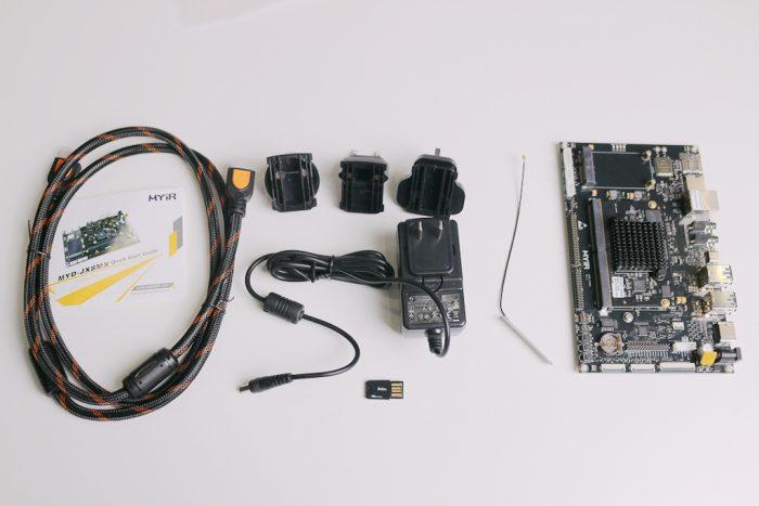 【i.MX 8M】MYC-JX8MX开发板评测