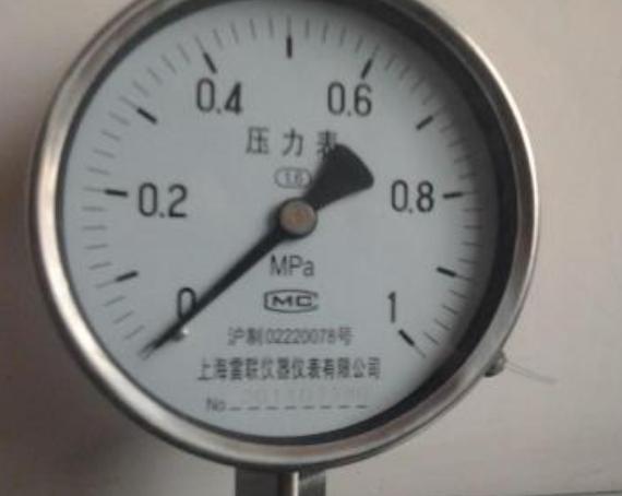 不锈钢压力表的使用注意事项