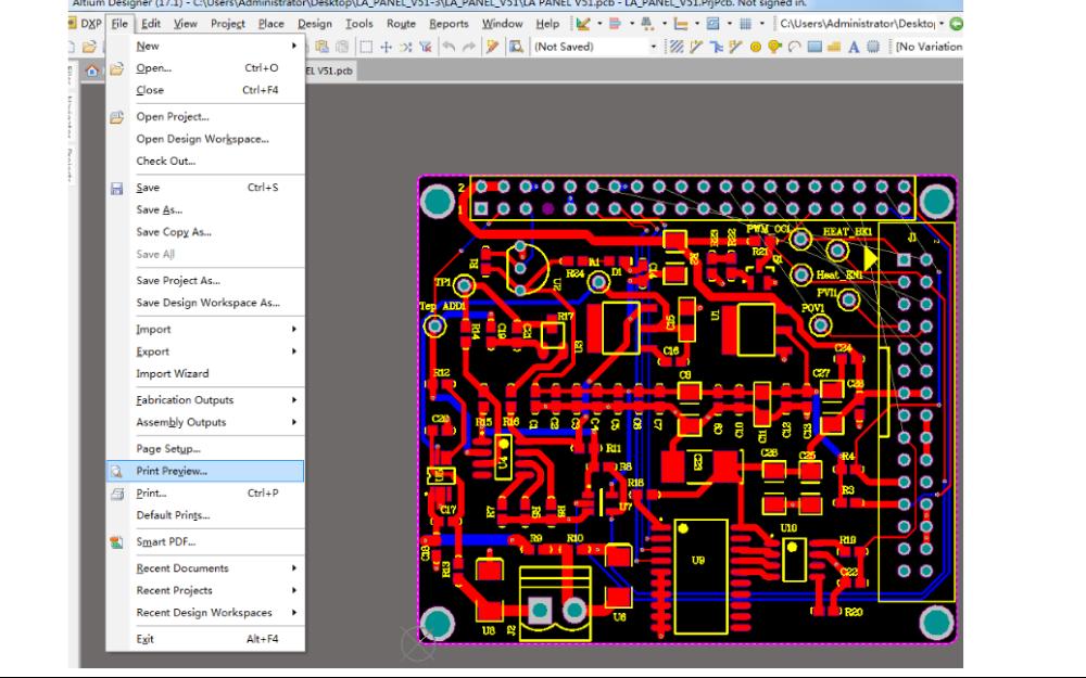 如何使用PCB向导来创建PCB详细方法和技巧说明