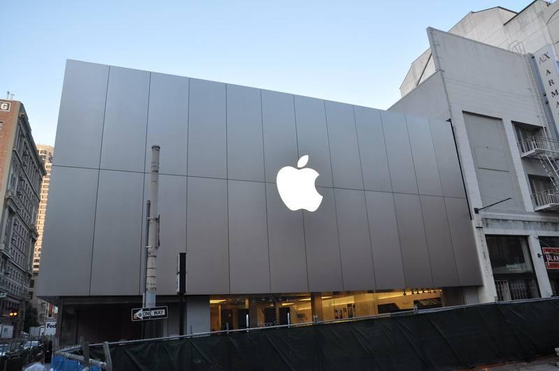 """苹果""""接棒""""英特尔,高通股价反降1个百分点"""