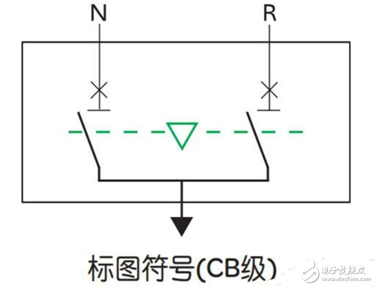 雙電源開關工作原理_雙電源開關接線實物圖