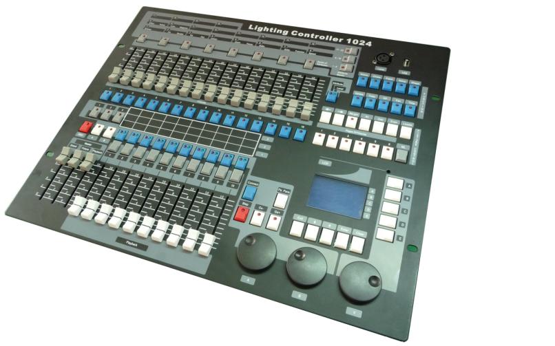 金刚1024 DMX控制器的使用手册免费下载