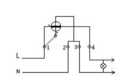 电表接线图_家用电表接线图