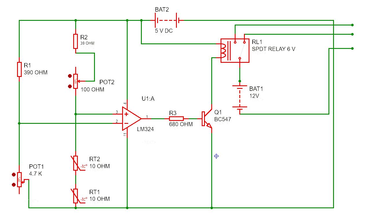 火灾探测电路和警报器电路的原理及设计