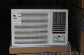 窗式空调器的工作原理