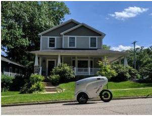 新型的送货机器人怎样才能工作好