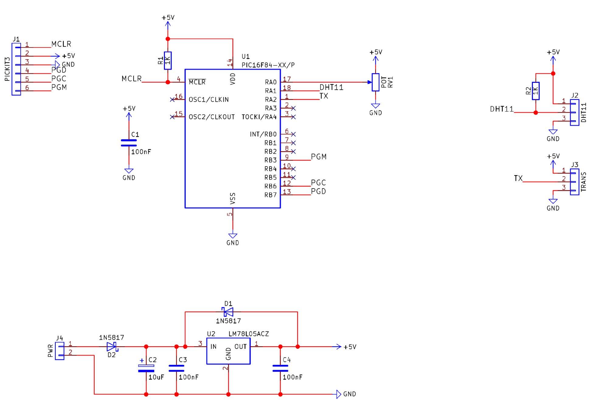 无线温控器的制作教程