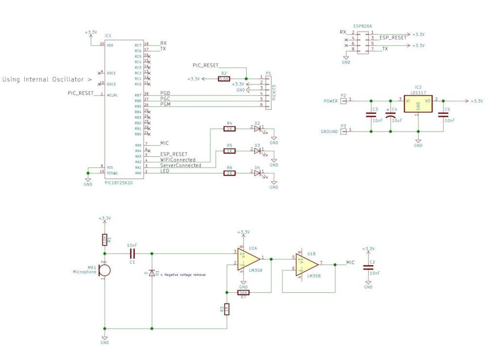 怎样制作一个简单的声音激活PIC18警报