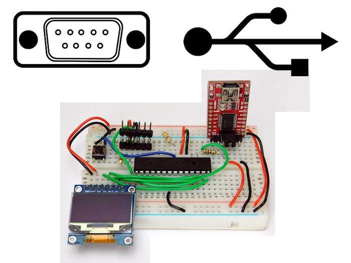 怎样用虚拟串行端口使PIC和PC相互通信