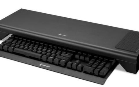 Sharkoon推出支持无线充电的显示器底座