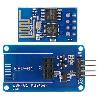 怎样配置ESP-01Wi-Fi模块