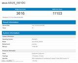 华硕ROG游戏手机2跑分曝光 骁龙855Plus性能优秀