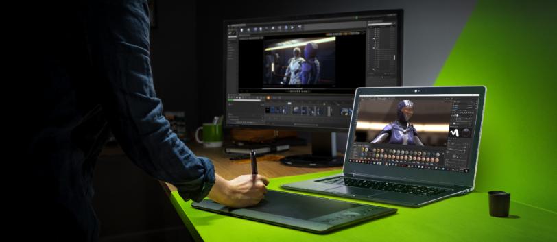 OEM紛紛發布NVIDIA RTX Studio...