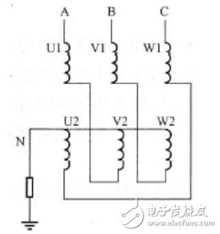 接地变压器的接线方法_接地变压器参数