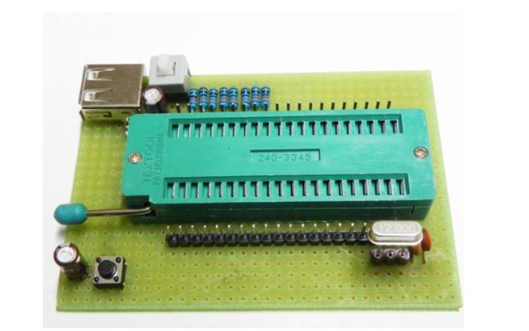 STC89C52RC串口程序下载步骤及实验板初次操作指南资料免费下载