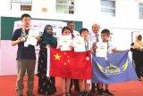 """贝尔学员组成的""""重贝精英队""""一举摘得WRO马来西..."""