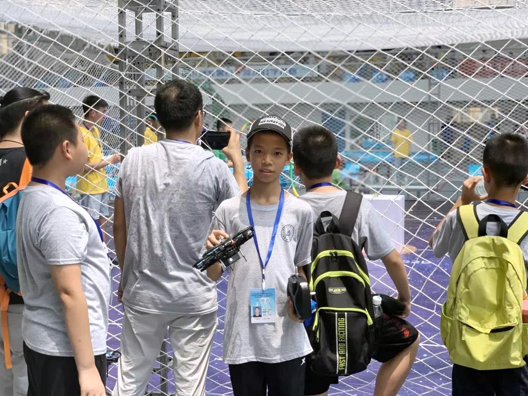 第14届全国青少年教育机器人奥林匹克竞赛,我最期...