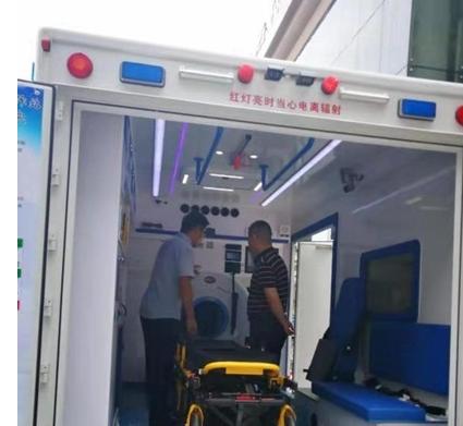 四川移动与四川省人民医院实现了全国首个5G城市医疗应急救援系统