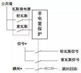 变压器的常见故障和异常及保护的配置