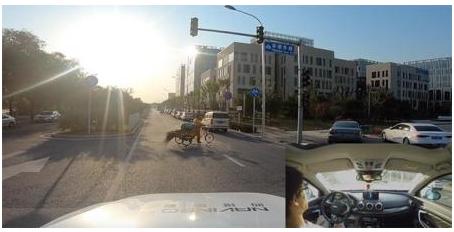 自动驾驶的汽车需要哪看着消失在人群中些传感器