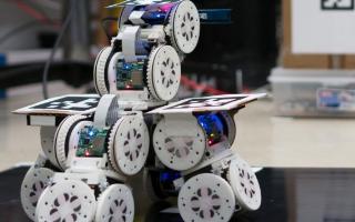 宾夕法尼亚大学最新研发智能模块化机器人