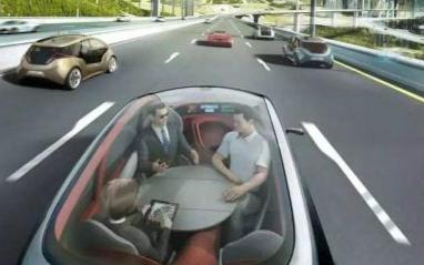 自动驾驶汽车未来将是一个7万亿美元的产业