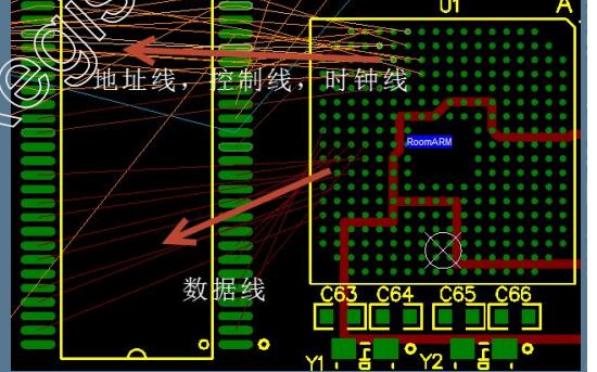 PCB的常用存儲器設計的詳細資料說明