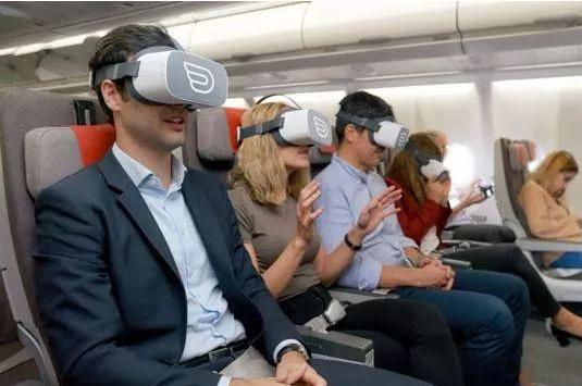 VR技术应用于航空业会有怎样的化学反应