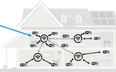 关于三种无线局域网的定位技术