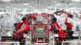 Tesla的底盘设计和动力单元领先市场至少7年!
