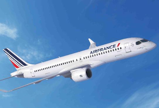 法荷航集团计划订购60架空客A220-300飞机