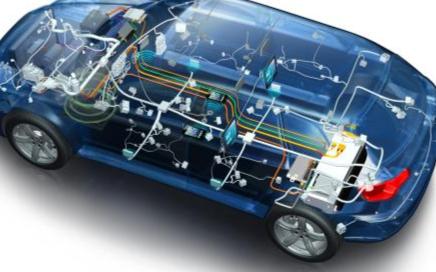 汽车控制系统↑的创新 智能座舱集成域控制器