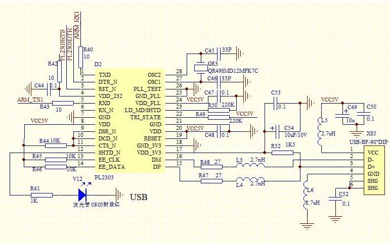 STM32单片机的USB FS设备库资料合集免费下载