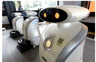 为何新加坡开始大量使用机器人