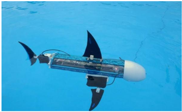 水下機器人怎樣到達預定區域