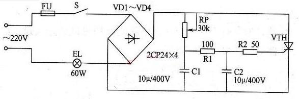 晶闸管的工作条件及原理是什么