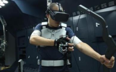 梦语者用钢铁侠战衣打破虚拟现实发展难点