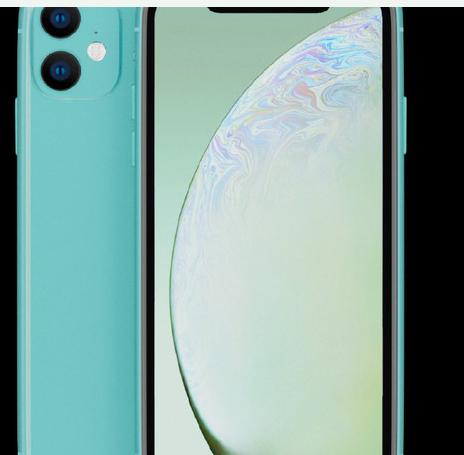 iPhone XR 2新配色∑蒂芙尼蓝曝光颜色清新纯净浪漫唯美