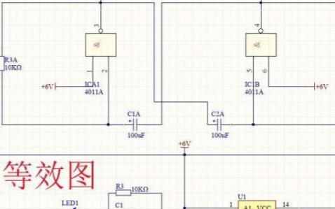 解析led灯中的数字逻辑电路